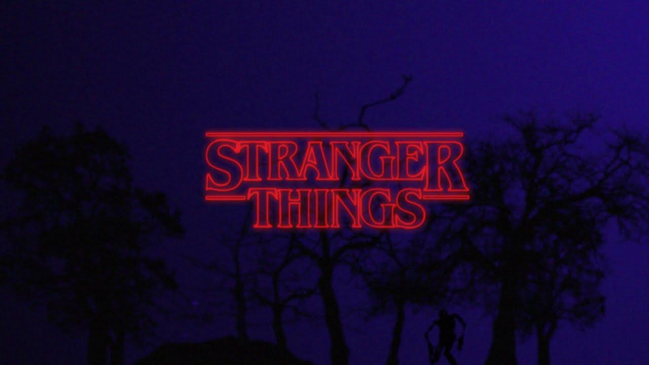 Stranger things trap remix season 2 youtube - Stranger things desktop wallpaper ...