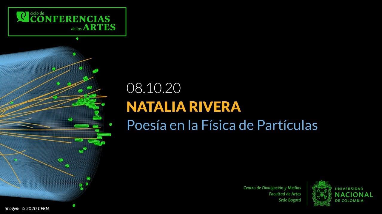 Poesía en la Física de Partículas - Conferencia