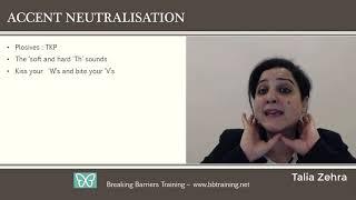 English Essentials - Accent Neutralization - Video 7