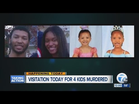 Visitation today for siblings murdered in Dearborn Heights