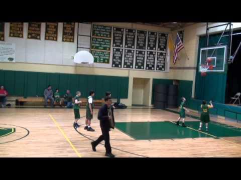 Thomas Basketball 6th grade - 02/12/2011