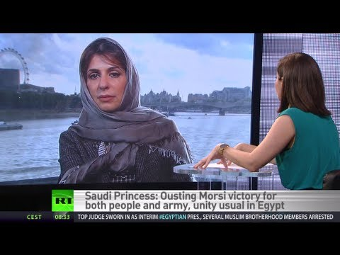 Saudi Princess: Muslim Brotherhood was doomed to fail