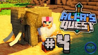 Minecraft - Ali-A's Quest #4 -