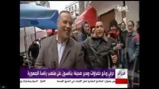 مرشحين للانتخابات الرئاسية في الجزائر 2014 خضار مرشح لرئاسة الجزائر