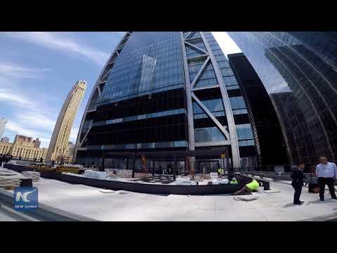 3 World Trade Center opens
