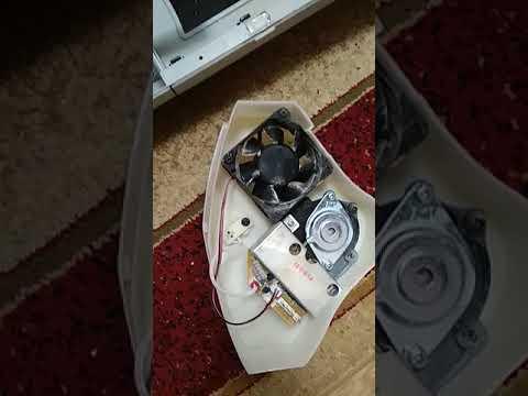 ВСЯ ПРАВДА. Обзор вентилятора-увлажнителя UFO ATSFI-121