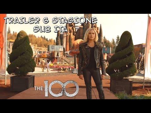 The 100 trailer sesta stagione SUB ITA (rieditato)