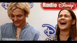 Ross Lynch & Maia Mitchell – Who Is Most Likely | Radio Disney Insider | Radio Disney