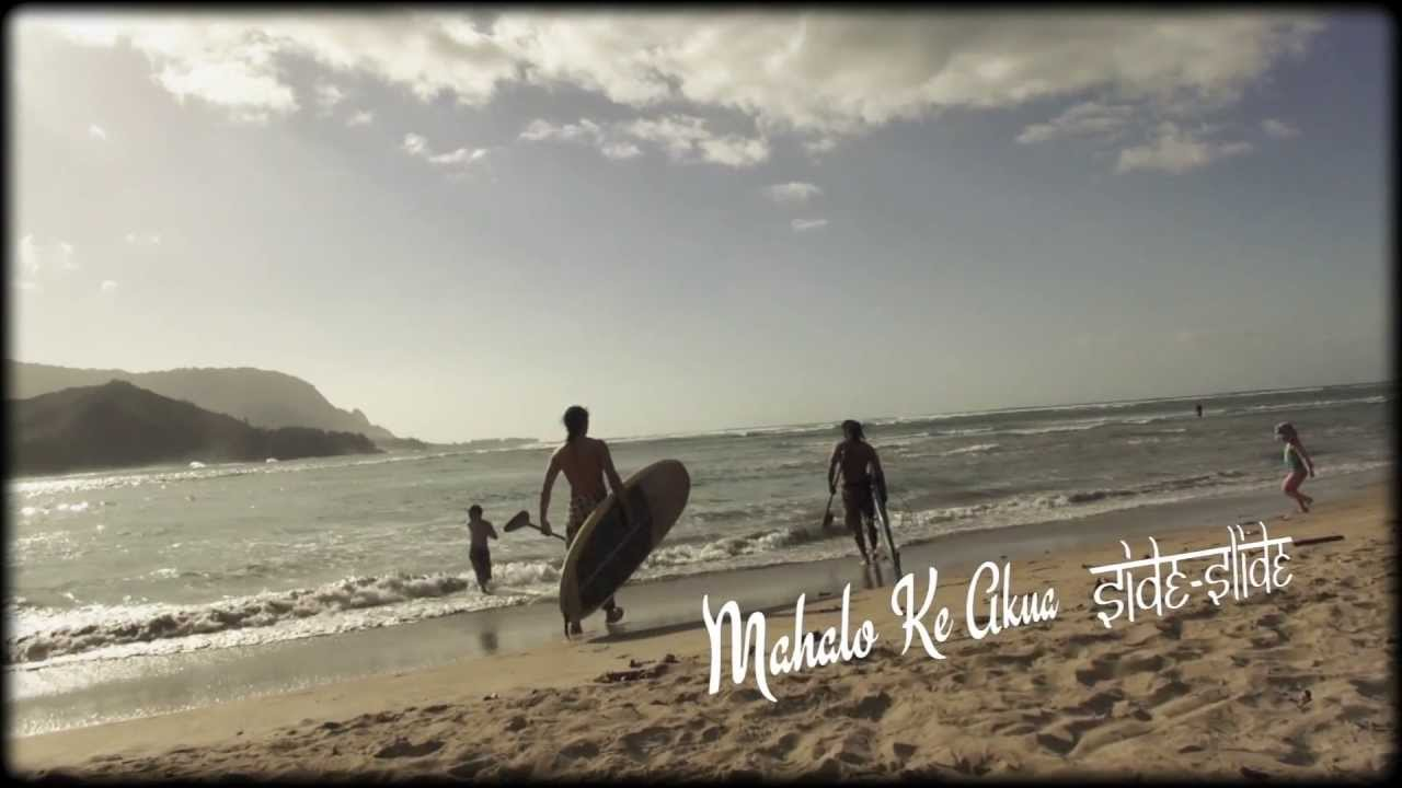 SIDE-SLIDE(Kazz×Keison)/ Mahalo Ke Akua 【MUSIC VIDEO】