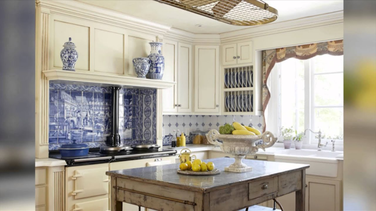 Design a Cottage Kitchen - YouTube