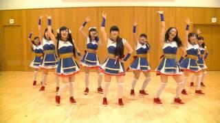 【愛踊祭】Ai-Girls/魔法使いサリー(WEB予選課題曲) 山形県米沢市ご当...