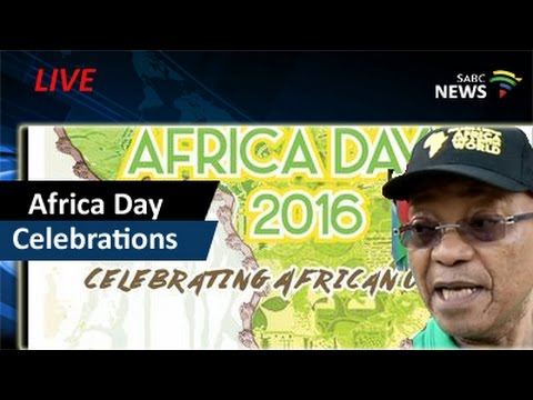 2016 Africa Day Celebrations, Cape Town: 25 May 2016