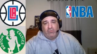 LA Clippers at Boston Celtics - Thursday 2/13/20 - NBA Free Picks & Predictions - Winning Free Picks
