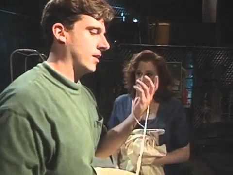 Rare Steve Carrell Second City Pilot - Laundry Scene