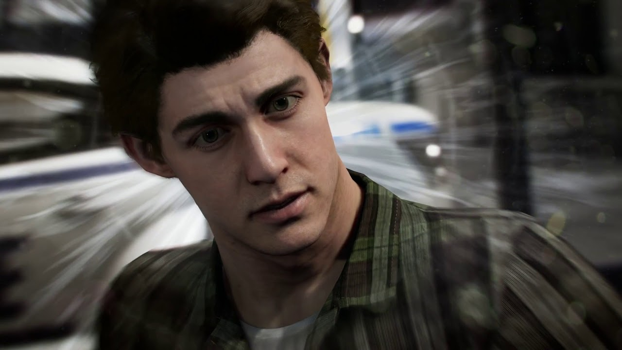 spider man ps4 peter