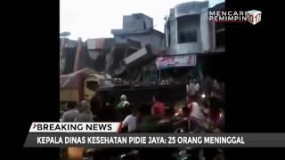 Kepala Dinkes: 25 Orang Meninggal Akibat Gempa Aceh