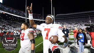 College Football Highlights: Ohio State beats Penn State in Big Ten thriller | ESPN