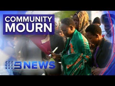 South-Sudanese Community Mourn Brutal Death In Melbourne | Nine News Australia