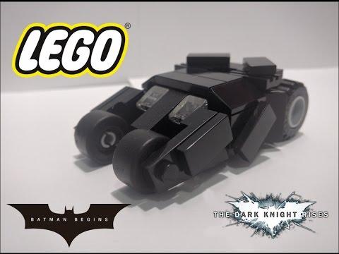 lego batman custom mini tumbler youtube. Black Bedroom Furniture Sets. Home Design Ideas