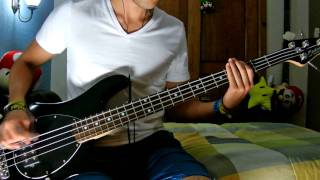 Sleeping With Sirens - Let's Cheers To This (Bass Cover)