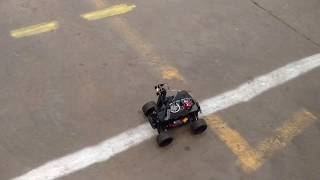 OpenMV Cam @ DYI Robocars Meetup in Oakland 7/15/2017 by OpenMV, LLC