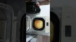 제빵기로 옥수수식빵 만…