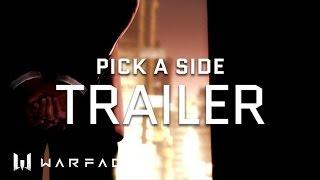 Video Warface - Trailer - Pick A Side download MP3, 3GP, MP4, WEBM, AVI, FLV Juli 2018