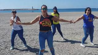 Perdón (David Bisbal ft Greeicy) zumba fitness