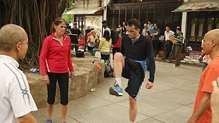 The Amazing Race Seasoon 24 Episode 2 Baby Bear's Soup