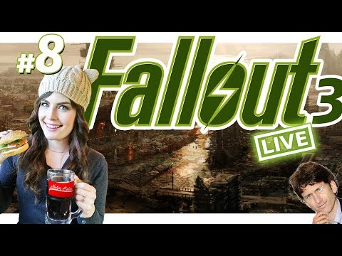 Fallout 3 (Part 8) Blindplay on Very Hard
