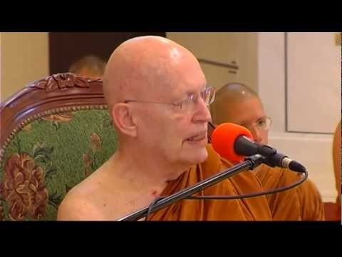 Dhamma - the way it is (1 of 2) by Ajahn Sumedho