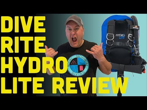 Dive Rite Hydro Lite: The Divers Ready Review