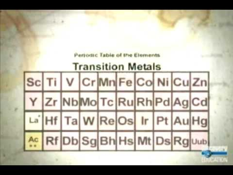 clip - Transition Metals (5)