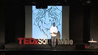 The pursuit of purpose | Lion Heart | TEDxSquareMile