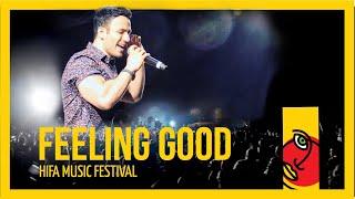 Judah Gavra- Feeling Good (Michael Bublé)