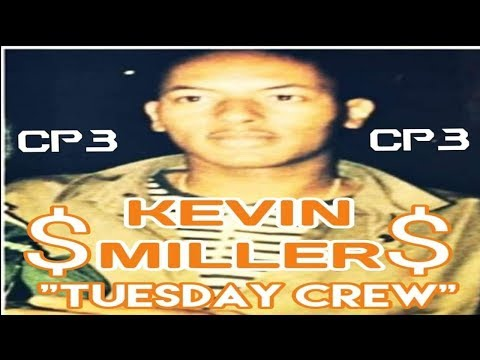 THE KEVIN MILLER STORY: MILLER BOYZ & TUESDAY CREW: 3RD WARD CALLIOPE PROJECTS: NEW ORLEANS. PART 1