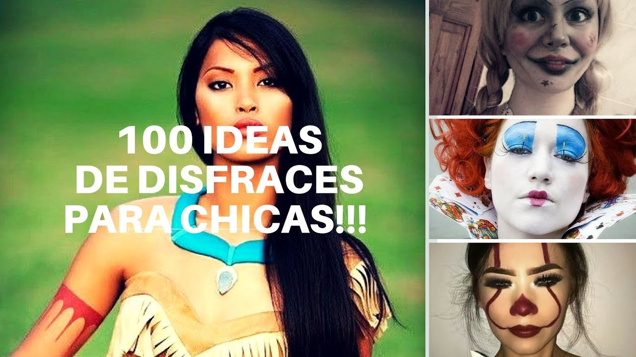 100 Ideas De Disfraces De Halloween Para Chicas Tendencias 2019