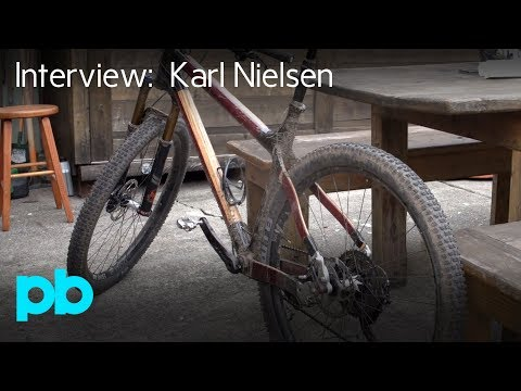 Interview with Karl Nielsen Wooden Bicycle Frame Builder