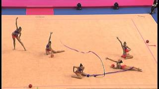 Highlights Quali - GAZPROM Gymnastik-Weltcup 2014