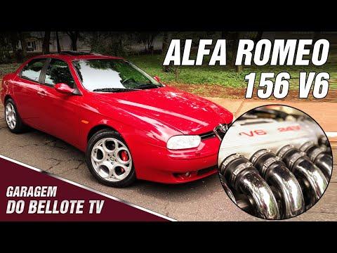 Alfa Romeo 156 V6 | Garagem Do Bellote TV