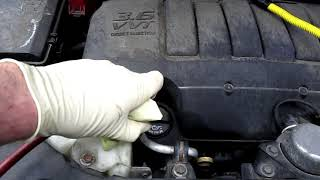 AC Leak on a GMC Acadia - How To find It