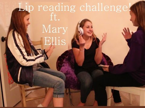 Whispering Challenge ft. Mary Ellis