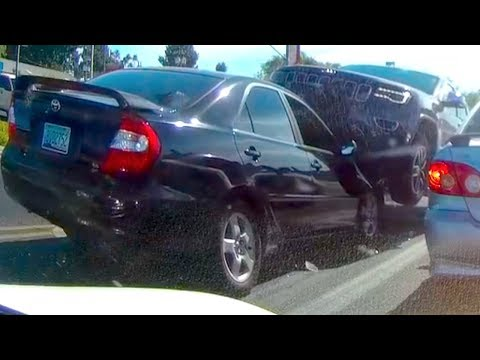 🇺🇸 AMERICAN CAR CRASH / INSTANT KARMA COMPILATION #116
