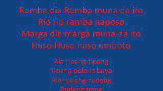 Rambadia Instrumentalia