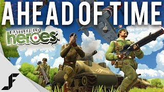 BATTLEFIELD HEROES - A game ahead of its time.