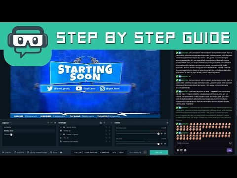 Streamlabs OBS Guide - Overlay Setup (Step By Step)