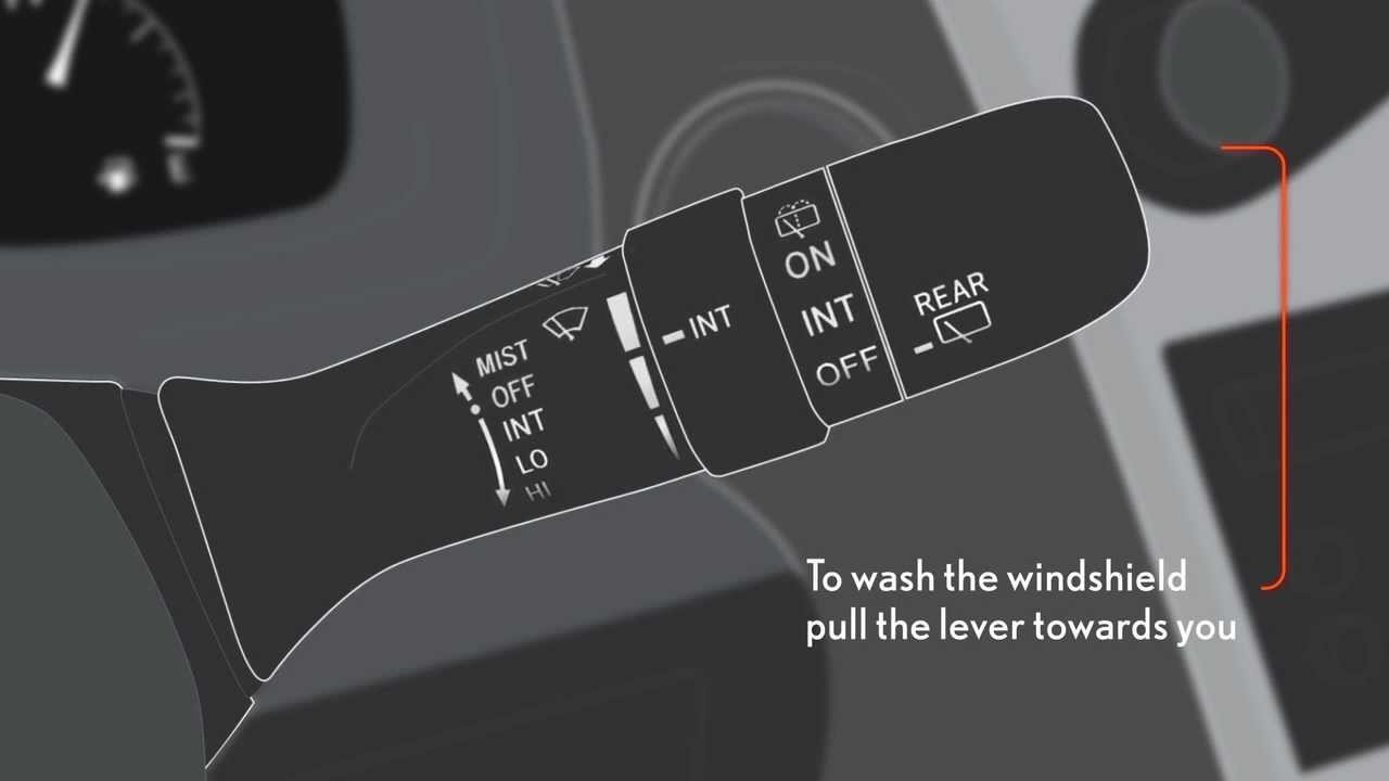Rear Windshield Wiper >> 2013 Lexus Windshield Wipers and Rear Window Wiper -- Intermittent - YouTube