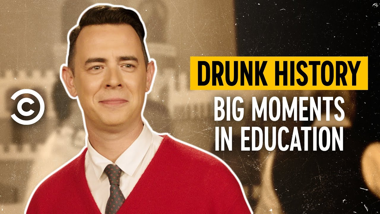 Key Moments from the History of Education in the U.S. - Drunk History