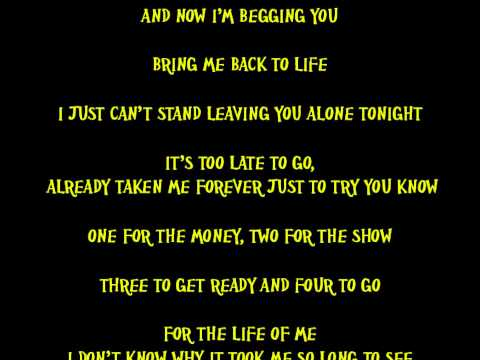 Stutter - Marianas Trench (Instrumental) With Lyrics