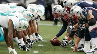 Miami Dolphins vs New England Patriots 11-5 ? Start starters or No ? Safety out for season